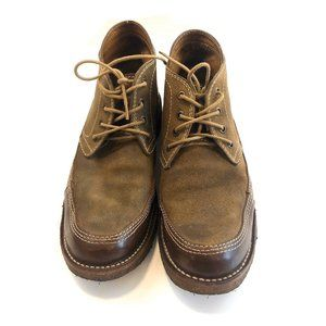 FRYE Chukka Mens Ankle Boots